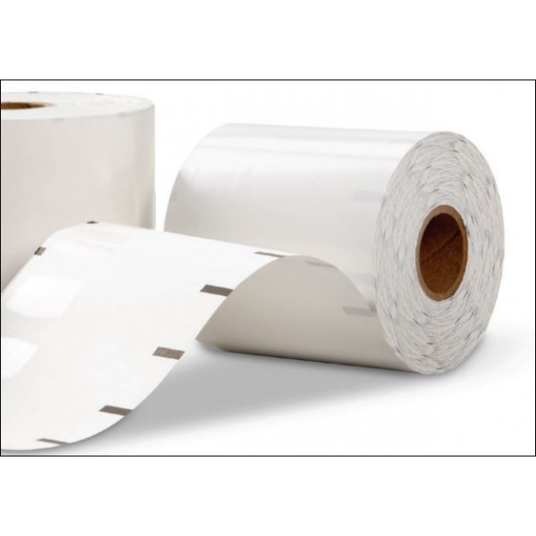 80MM X 270' Sticky Media RT 12 ROLLS PER BOX